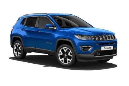 Jeep Compass SUV SUV 4WD 1.4 T MultiAirII 170PS Longitude 5Dr Auto [Start Stop]
