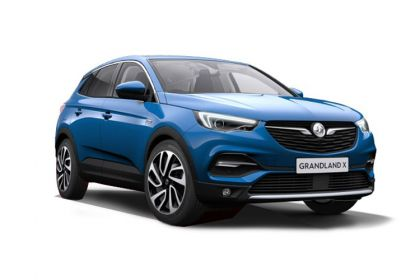 Vauxhall Grandland X SUV SUV 1.2 Turbo 130PS Griffin 5Dr Manual [Start Stop]