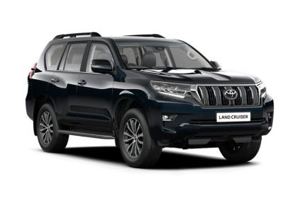 Lease Toyota LandCruiser car leasing