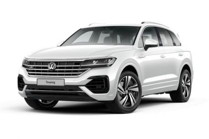 Lease Volkswagen Touareg car leasing