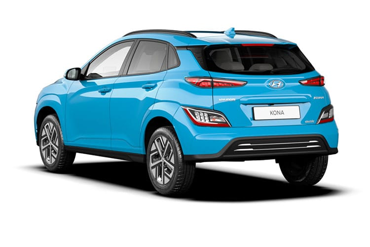 Hyundai KONA SUV 1.0 T-GDi MHEV 120PS Premium 5Dr Manual [Start Stop] back view