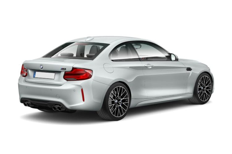 BMW 2 Series 220 Coupe 2.0 d 190PS Sport 2Dr Manual [Start Stop] back view