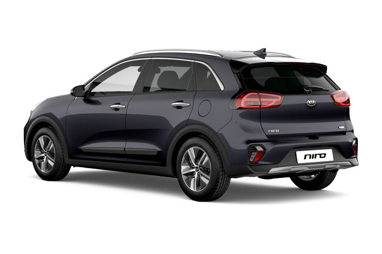 Kia Niro SUV 5Dr 1.6 h GDi 139PS 2 5Dr DCT [Start Stop] back view