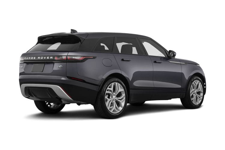 Land Rover Range Rover Velar SUV 5Dr 3.0 P MHEV 400PS R-Dynamic S 5Dr Auto [Start Stop] back view