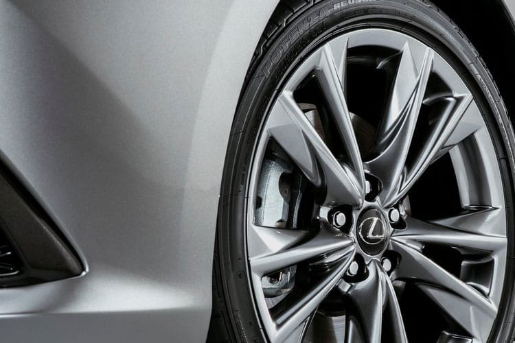 Lexus ES 300h Saloon 2.5 h 218PS F-Sport 4Dr E-CVT [Start Stop] [Takumi] detail view