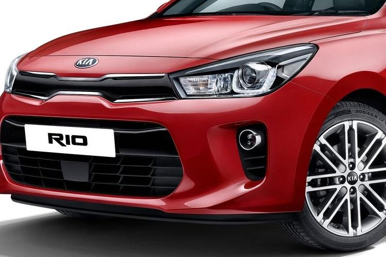 Kia Rio Hatch 5Dr 1.0 T-GDi MHEV 118PS 3 5Dr DCT [Start Stop] detail view