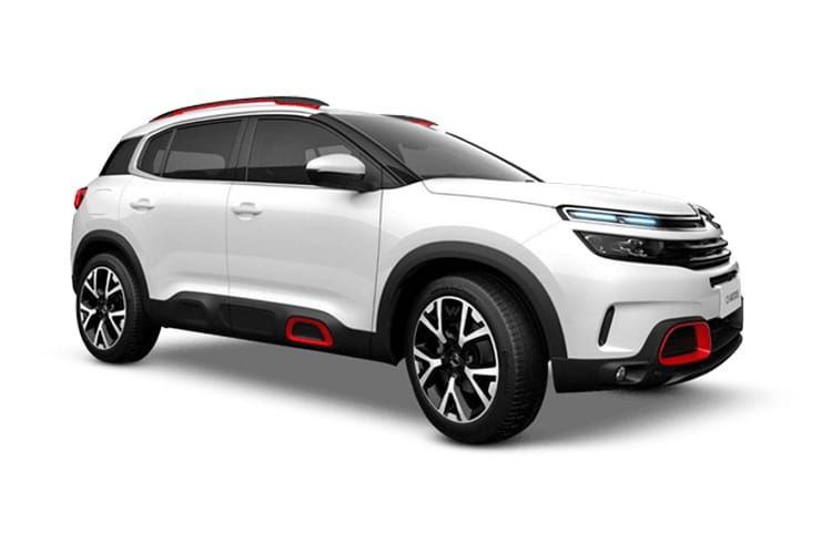 Citroen C5 Aircross SUV 1.5 BlueHDi 130PS Flair Plus 5Dr Manual [Start Stop] front view