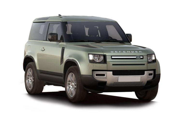 Land Rover Defender 90 SUV 3Dr 2.0 P 300PS X-Dynamic HSE 3Dr Auto [Start Stop] [6Seat] front view