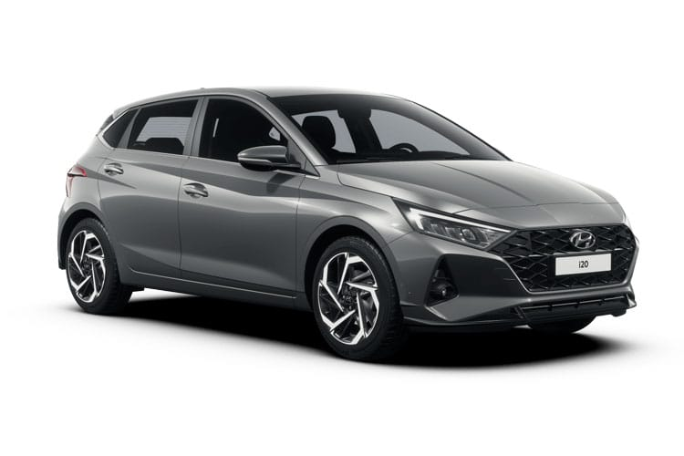 Hyundai i20 Hatch 5Dr 1.2  84PS SE 5Dr Manual [Start Stop] front view