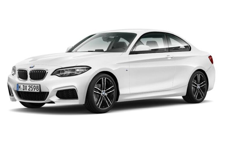 BMW 2 Series 220 Coupe 2.0 d 190PS Sport 2Dr Manual [Start Stop] front view
