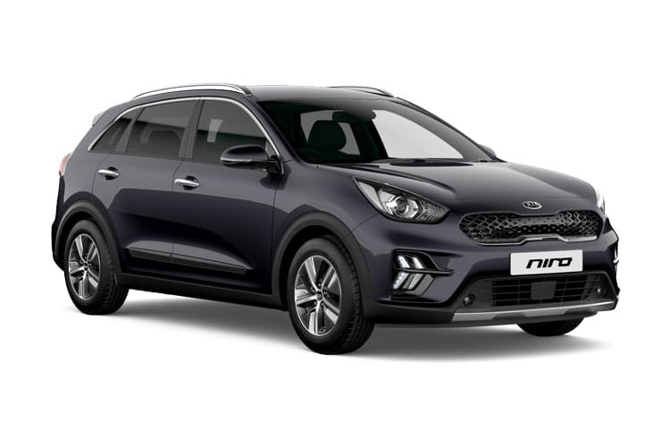 Kia Niro SUV 5Dr 1.6 h GDi 139PS 2 5Dr DCT [Start Stop] front view
