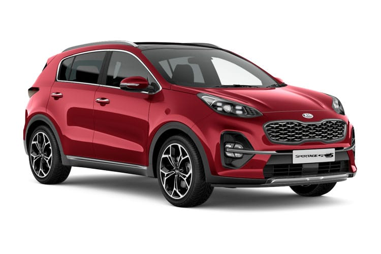 Kia Sportage SUV 2wd 1.6 CRDi EcoDynamics+ 134PS GT Line 5Dr Manual [Start Stop] front view