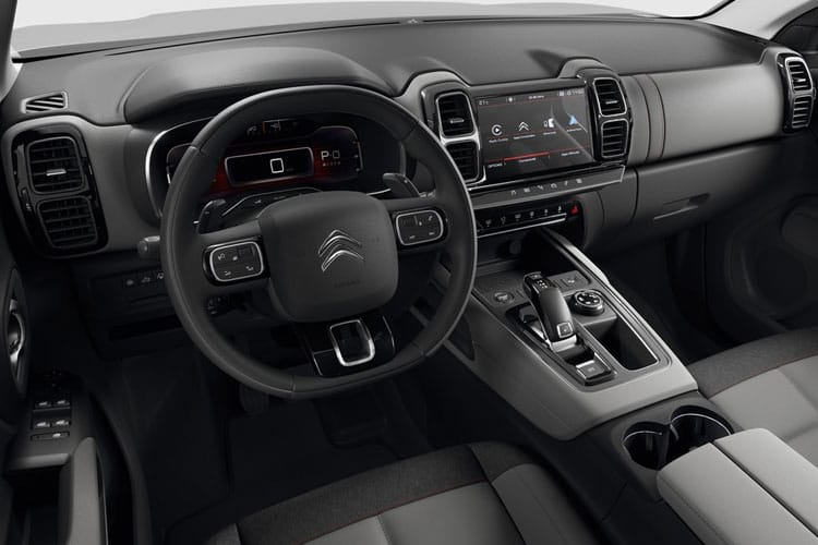 Citroen C5 Aircross SUV 1.5 BlueHDi 130PS Flair Plus 5Dr Manual [Start Stop] inside view