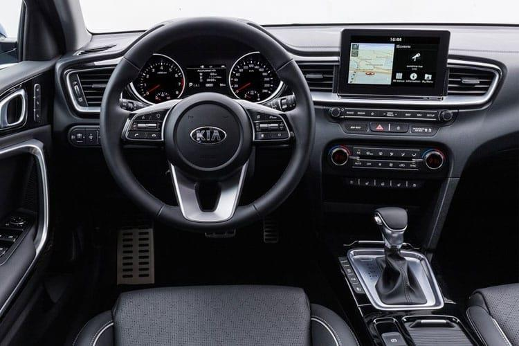 Kia Ceed Hatch 5Dr 1.0 T-GDi 118PS 3 5Dr Manual [Start Stop] inside view