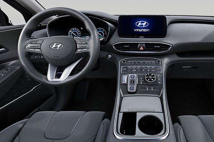 Hyundai KONA SUV 1.0 T-GDi MHEV 120PS Premium 5Dr Manual [Start Stop] inside view