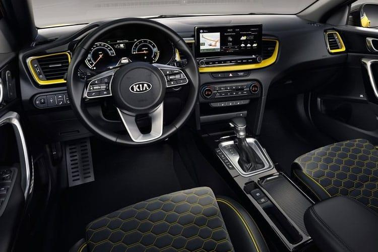 Kia Ceed XCeed SUV 5Dr 1.5 T-GDI 158PS 4 5Dr DCT [Start Stop] inside view