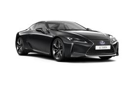 Lexus LC Coupe car leasing