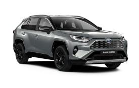 Toyota RAV4 SUV car leasing