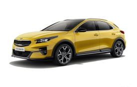 Kia Ceed SUV car leasing